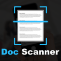 Doc Scanner - Free PDF Convertor - Made In INDIA Icon