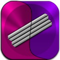 Pink and Purple Icon Pack Free Icon