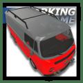 City Van Car Parking Icon