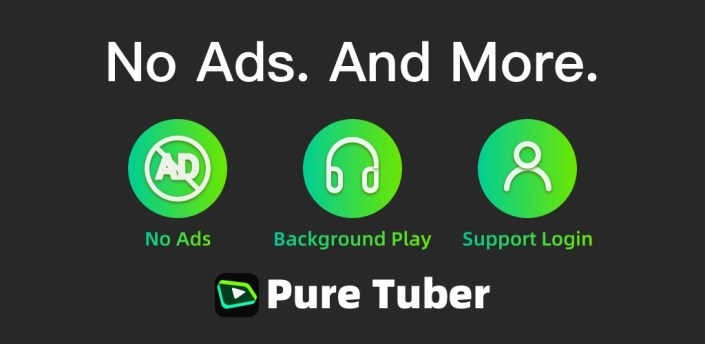 Pure Tuber - No ADs Tube and Free Advanced Premium apk