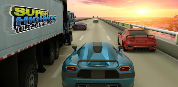 🏎️ Super Highway Car Racing Games: Endless racer apk
