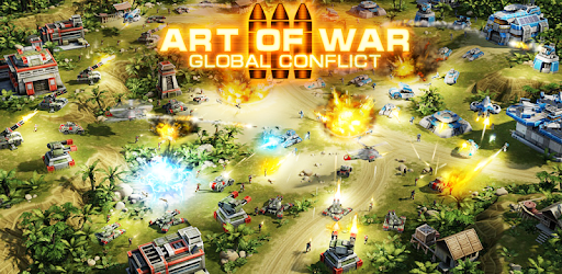 Art of War 3: PvP RTS modern warfare strategy game apk