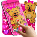 Teddy Bear Live Wallpaper 🧸 Cartoon Wallpapers Icon
