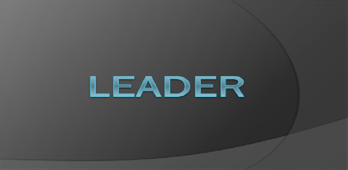 LEADER apk