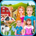 Family holidays to farm Icon