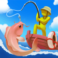 Fisherman Life Icon
