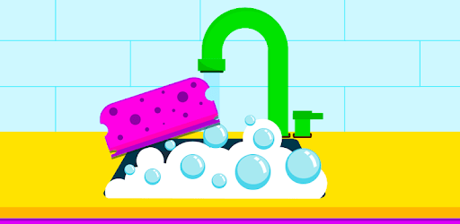 kitchen cleaning game apk