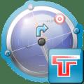 Compass: GPS, Search, Navigate Icon