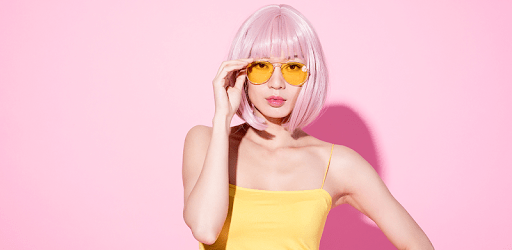 Sunglasses and Hairstyle Photo Editor apk