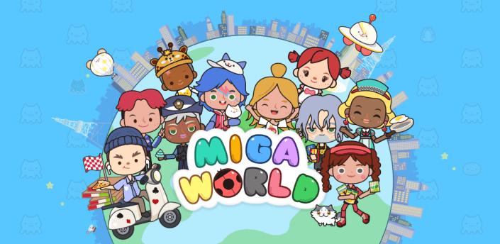 Miga Town: My World apk