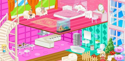 Princess New Doll House Design apk