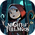 Night of the Full Moon Icon