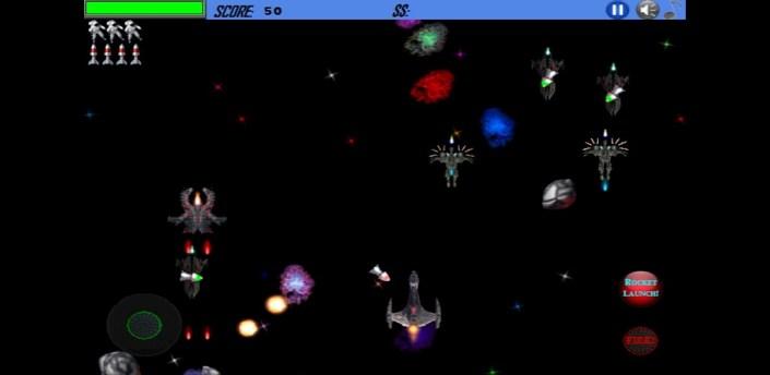 Shoot UFO alien war apk