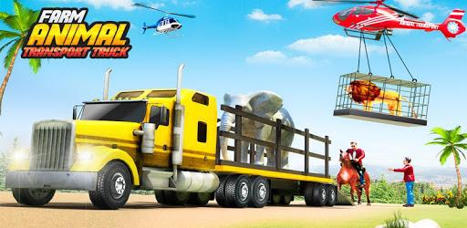 Farm Animal Transport Truck Driving Simulator apk