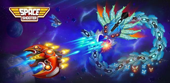 Space shooter - Galaxy attack - Galaxy shooter apk