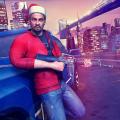 Gangster Mafia Chritmas City Icon