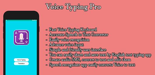 Speech to text Pro apk