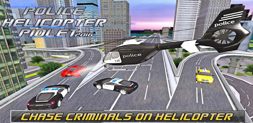 Extreme Police Helicopter Sim apk