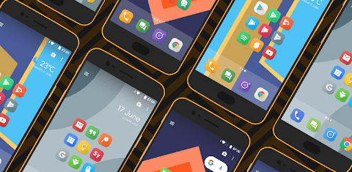 Toca - Material Design Icon Pack apk