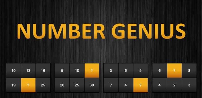 Number Genius : A Numbers Game apk