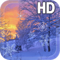 Winter Live Wallpaper HD Icon
