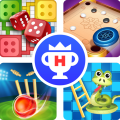 Hello Play : Real-Time Multiplayer Indian games Icon