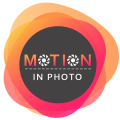 Motion on Animation : Live Video And Photo Icon