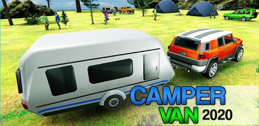 Camper Van Driving 2020 apk