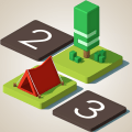 Tents and Trees Puzzles Icon
