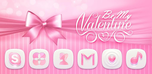 My Valentine GO Launcher Theme apk