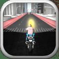 Speed Biker Icon