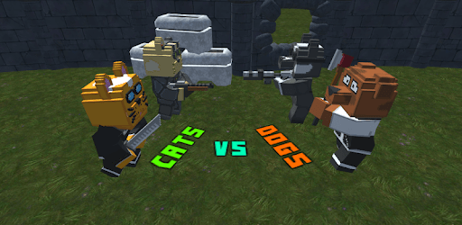 Cats vs Dogs: Arena Shooter 3D apk