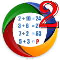 NEW Math puzzles 2 Icon