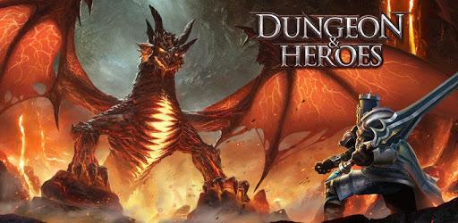 Dungeon & Heroes: 3D RPG apk