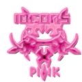 Iocons Pink - Icon Pack Icon