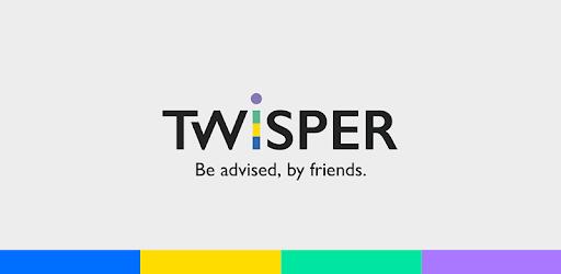 TWISPER – Discover great places apk