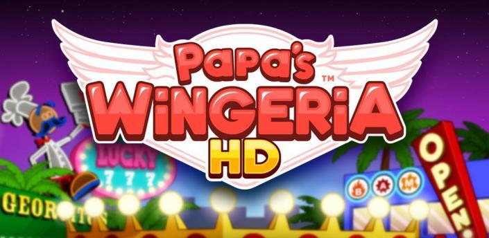 Papa's Wingeria HD apk