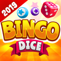Bingo Dice - Free Bingo Games Icon