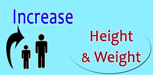 Increase Height and Weight apk