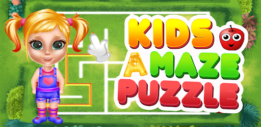 Mazes For Children : Educational Puzzle Game apk
