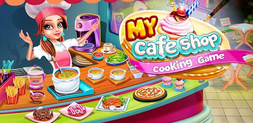 My Cafe Shop : Food Madness Cooking Games Craze apk