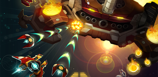 Space Hunter: The Revenge of Aliens on the Galaxy apk