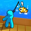 Fishing Land Icon