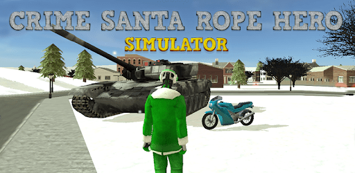 Santa Claus Rope Hero Vice Town Fight Simulator apk