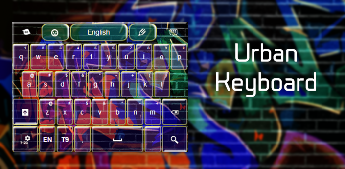 Urban Keyboard apk