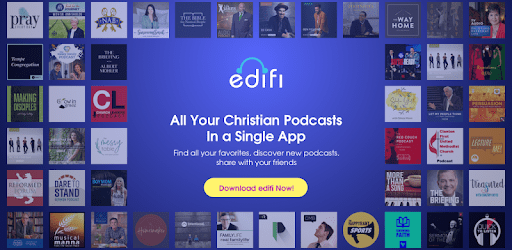 Edifi - Christian Podcast Player apk