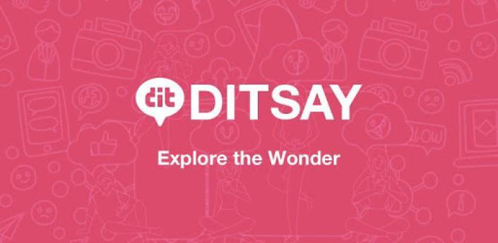 Ditsay-Language Exchange: Learn Languages apk