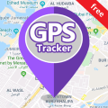 Phone GPS Tracker - family locator - route finder Icon