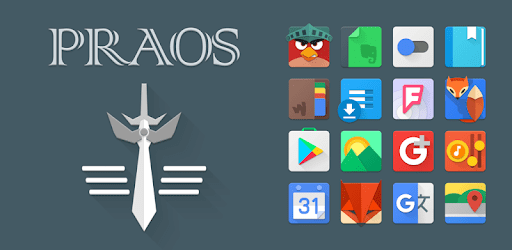 Praos - Icon Pack apk
