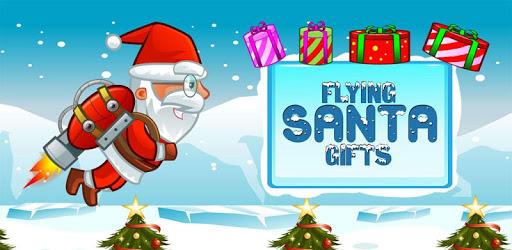Flying Santa Gifts apk